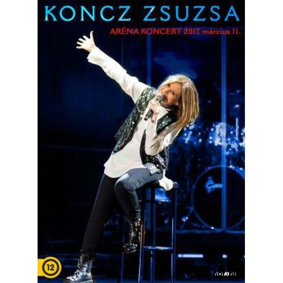 Aréna koncert 2017. március 11. - DVD