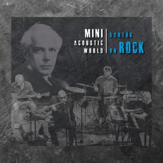 Bartók on Rock (CD)