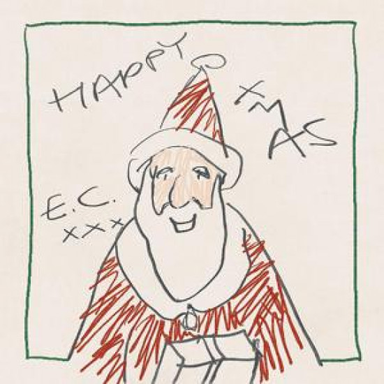 CLAPTON,ERIC HAPPY XMAS (CD)   Lemezkuckó CD bolt
