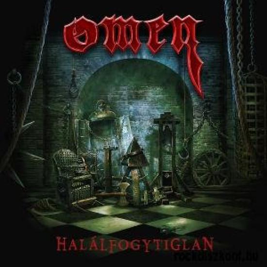 Omen Halálfogytiglan (CD) | Lemezkuckó CD bolt