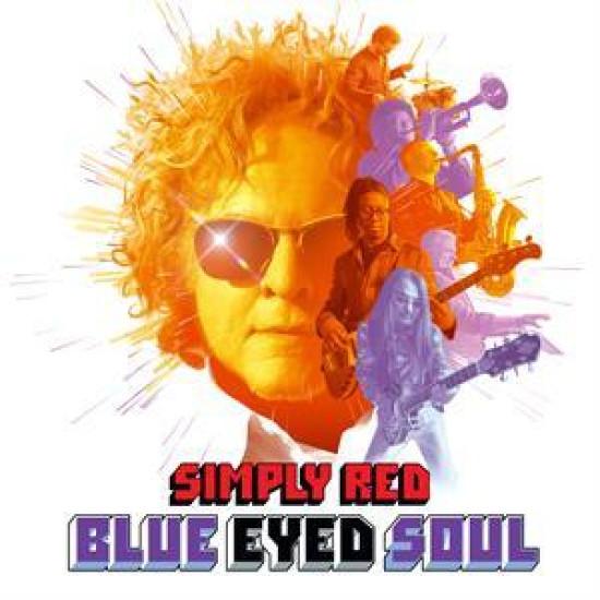 Simply Red Blue Eyed Soul (CD)   Lemezkuckó CD bolt