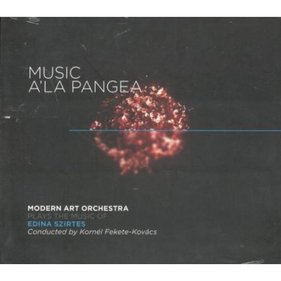 Modern Art Orchestra MAO plays the music of Szirtes Edina Mókus (CD) | Lemezkuckó CD bolt