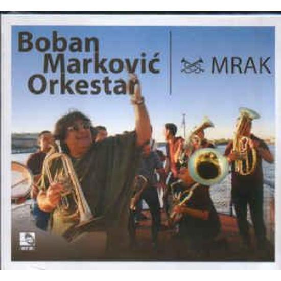 Boban Marković Orkestar Mrak (CD) | Lemezkuckó CD bolt
