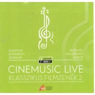 Cinemusic Live Klasszikus Filmzenék 2.