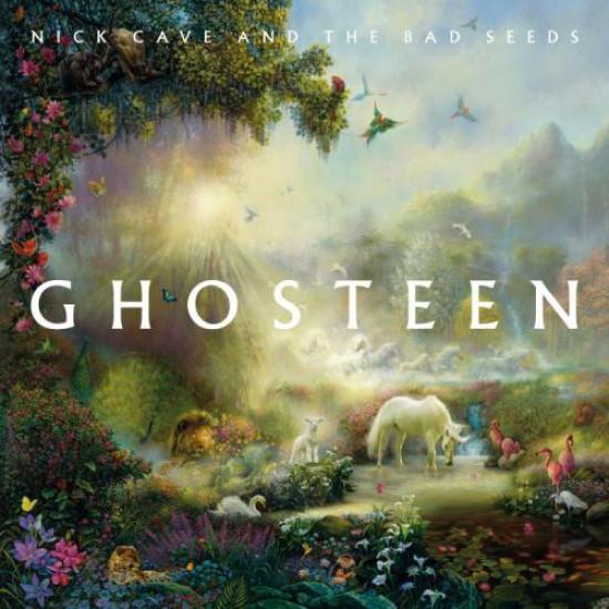 Nick Cave & The Bad Seeds Ghosteen 2CD (CD) | Lemezkuckó CD bolt