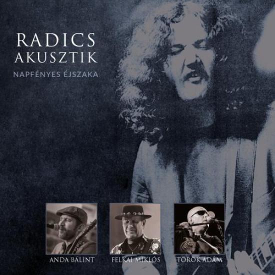 Radics Akusztik Napfényes éjszaka (Vinyl LP) | Lemezkuckó CD bolt