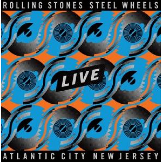 Steel Wheels Live 4LP (LTD)