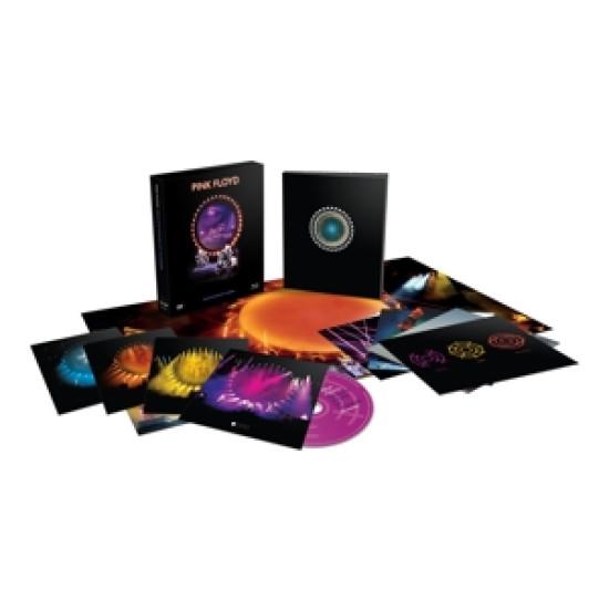 Pink Floyd Delicate Sound of Thunder 2CD+DVD+BLU-RAY (CD) | Lemezkuckó CD bolt