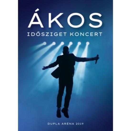 Ákos Idősziget (DVD) | Lemezkuckó CD bolt