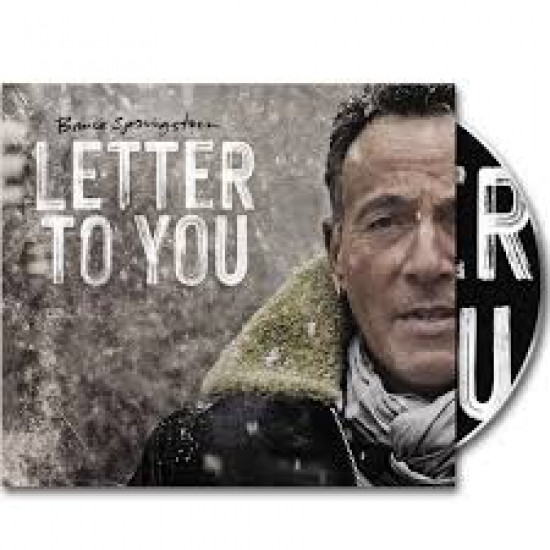 Springsteen, Bruce & the E Street Band Letter To You (CD) | Lemezkuckó CD bolt