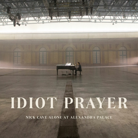 Nick Cave & The Bad Seeds Idiot Prayer: Nick Cave Alone at Alexandra Palace 2LP (Vinyl LP) | Lemezkuckó CD bolt