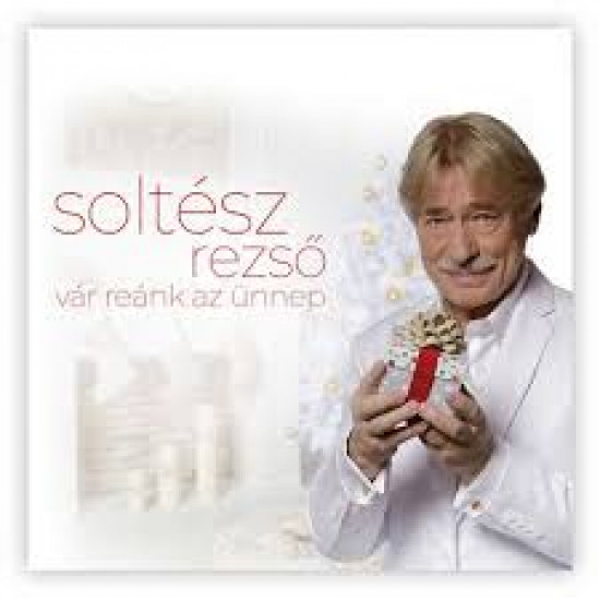 Soltész Rezső Vár reánk az ünnep (CD) | Lemezkuckó CD bolt
