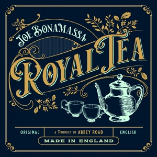 Joe Bonamassa Royal Tea (CD) | Lemezkuckó CD bolt