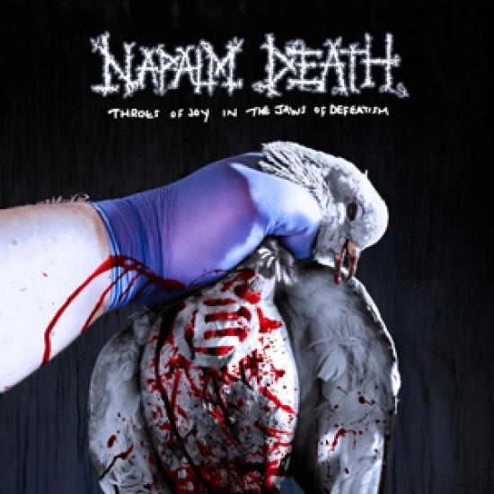 Napalm Death Throes of Joy In the Jaws of Defeatism (CD) | Lemezkuckó CD bolt