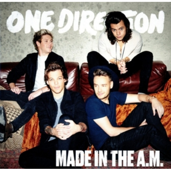 ONE DIRECTION MADE IN THE A.M. (CD) | Lemezkuckó CD bolt