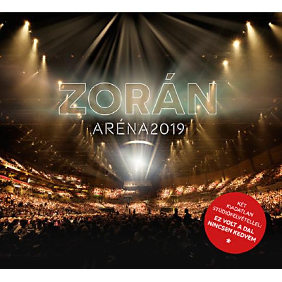 Zorán Aréna 2019 CD (CD) | Lemezkuckó CD bolt