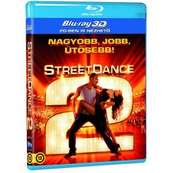 STREET DANCE 2. 3D (BLU-RAY)