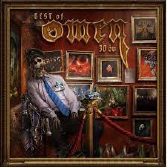 Omen Best Of Omen - 30 év (2 CD) (CD) | Lemezkuckó CD bolt