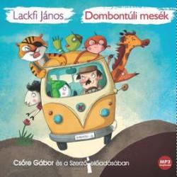 Dombontúli mesék (hangoskönyv) MP3 CD