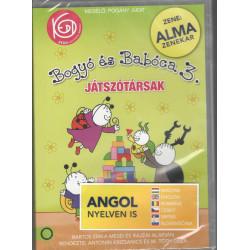 Bogyó és Babóca – 3. évad - Játszótársak (angol nyelven is)
