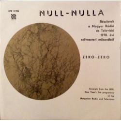 Null-Nulla