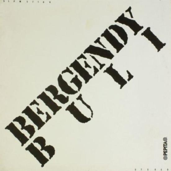 Bergendy Szalon Zenekar Bergendy Buli (Vinyl LP) | Lemezkuckó CD bolt