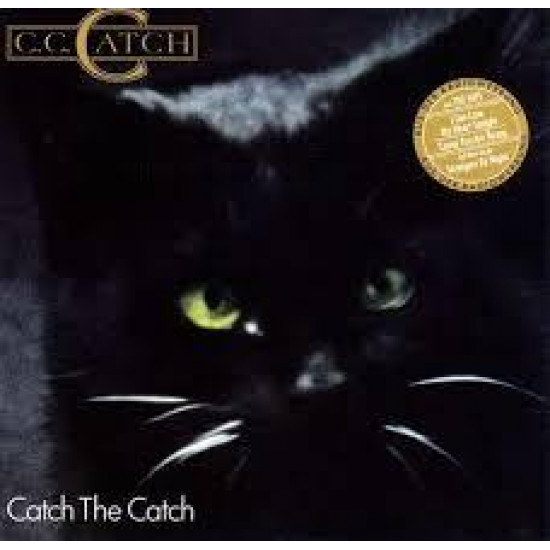 C.C.Catch Catch The Catch (Vinyl LP) | Lemezkuckó CD bolt