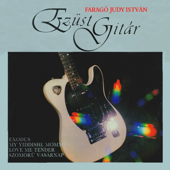 Faragó Judy István Ezüst gitár (Vinyl LP) | Lemezkuckó CD bolt