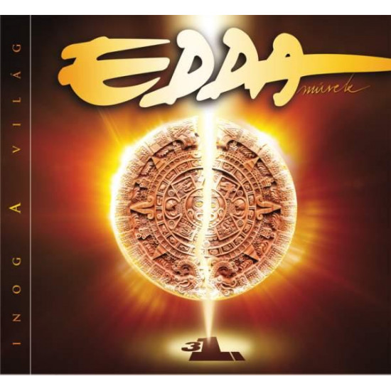 Edda Inog a világ (EDDA 31) (CD) | Lemezkuckó CD bolt