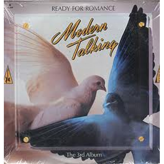 Modern Talking Ready For Romance The 3rd Album (Vinyl LP) | Lemezkuckó CD bolt