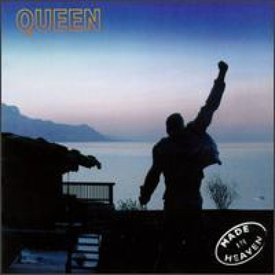 QUEEN MADE IN HEAVEN (CD) | Lemezkuckó CD bolt
