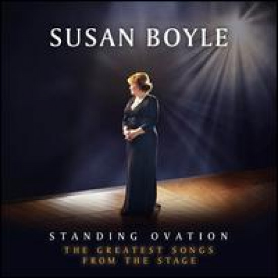BOYLE,SUSAN STANDING OVATION: GREATEST SONGS FROM THE STAGE (CD) | Lemezkuckó CD bolt