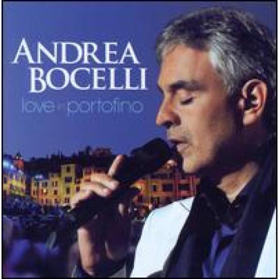 Bocelli,Andrea Love In Portofino CD+DVD (CD) | Lemezkuckó CD bolt