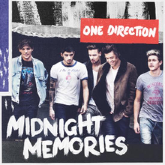 One Direction Midnight Memories (CD) | Lemezkuckó CD bolt