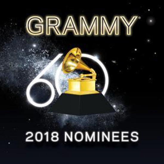 Válogatás 2018 GRAMMY NOMINEES 2018 GRAMMY NOMINEES (CD) | Lemezkuckó CD bolt