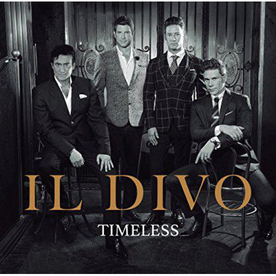 Il Divo Timeless (CD) | Lemezkuckó CD bolt