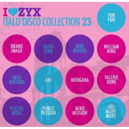 Zyx Italo Disco Collection 23