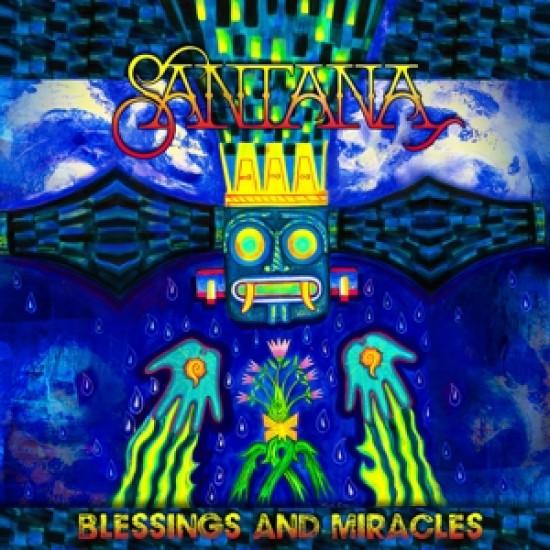 Santana Blessings and Miracles (CD) | Lemezkuckó CD bolt
