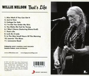 NELSON, WILLIE That s Life (CD)   Lemezkuckó CD bolt