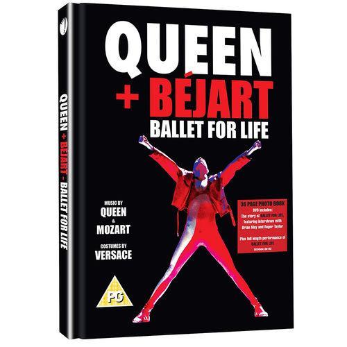 Queen - Maurice Béjart Ballet For Life (DVD) | Lemezkuckó CD bolt