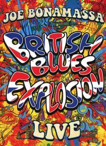 BONAMASSA,JOE BRITISH BLUES EXPLOSION LIVE (2 DVD) (DVD)   Lemezkuckó CD bolt